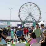 Thumbnail: The Port of Long Beach hosted its Centennial Birthday Party on June 25, 2011.